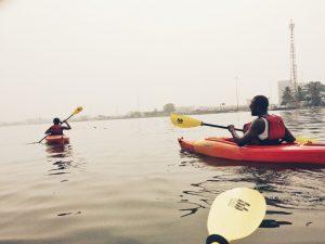 Places to Kayak in Lagos,Nigeria