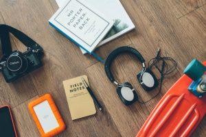 Travel Essentials for in-flight