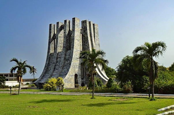 ghana monument