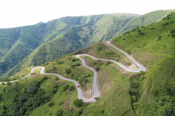 Oban hills