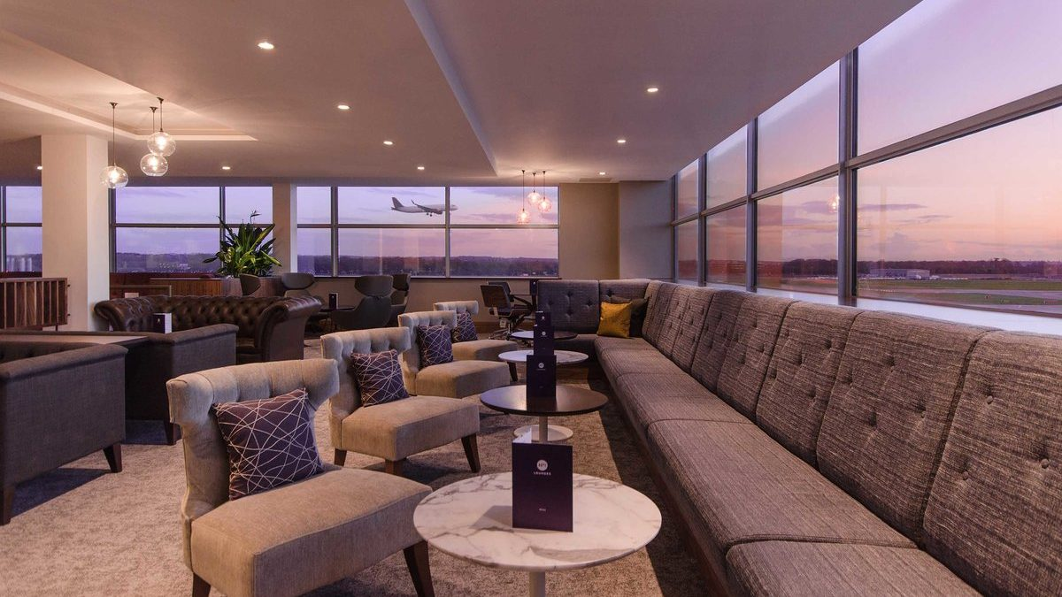 Benefits of Airport Lounges