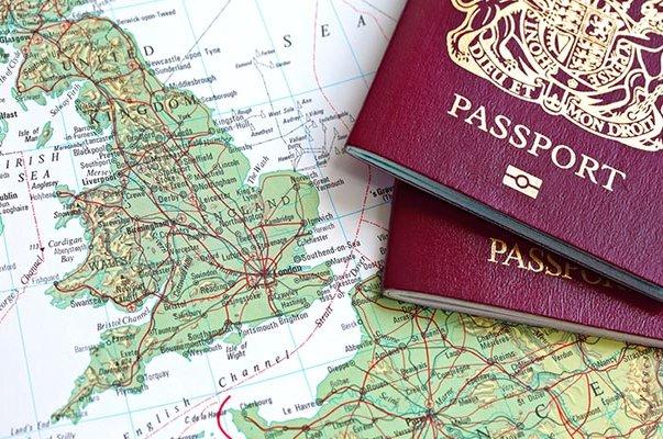 UK passport