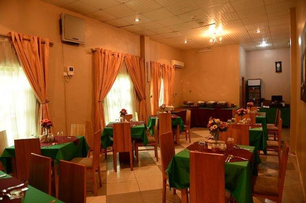 jevinik restaurant Nigerian cuisine