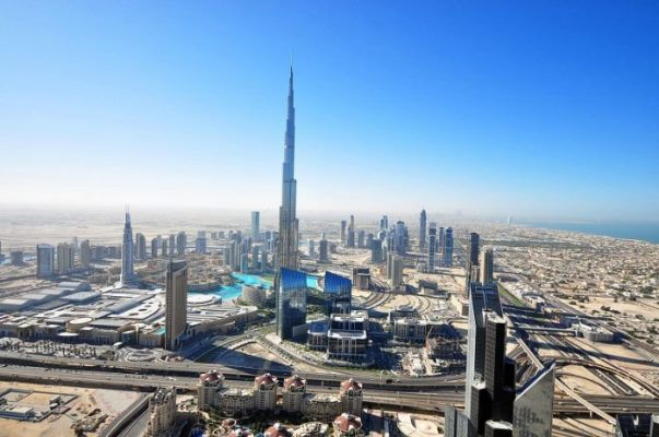 Burj Khalifa- At the top experience Dubai