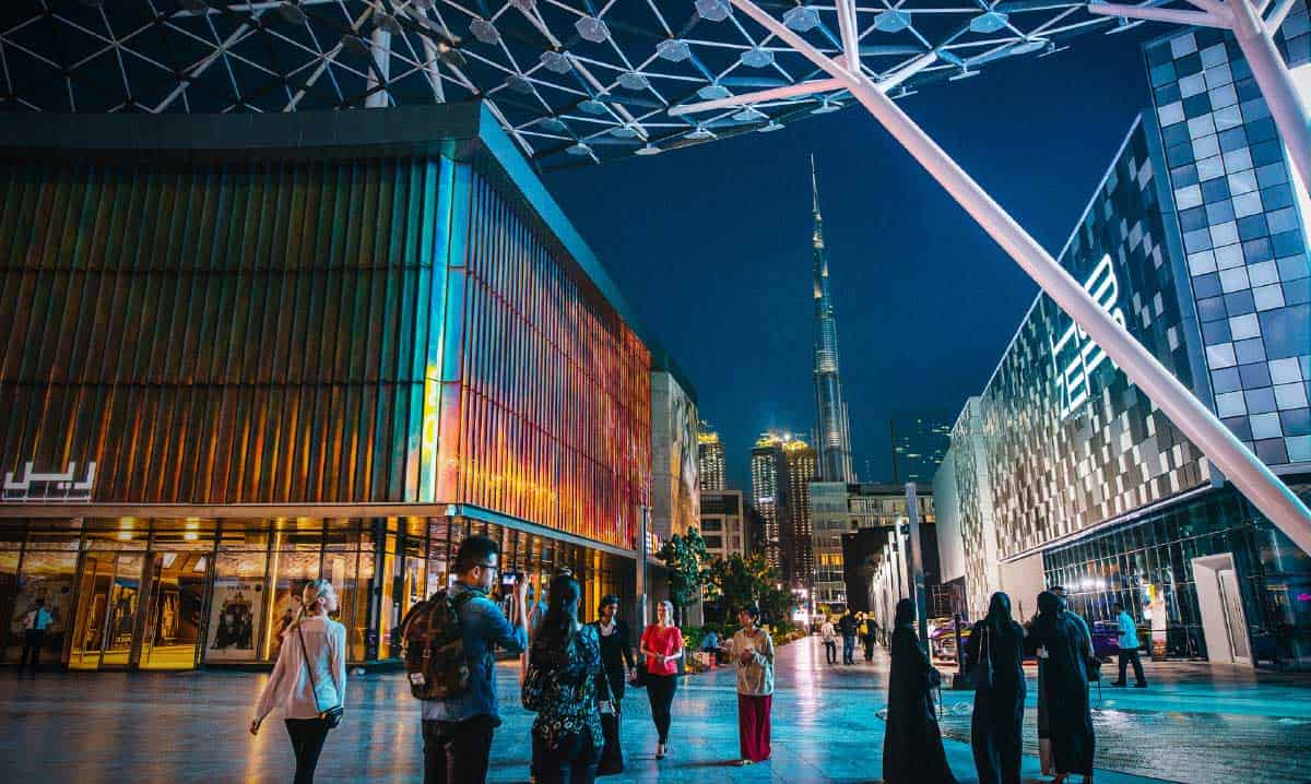 Top Attractions in Dubai