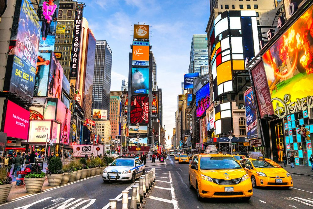 Reasons to Visit New York