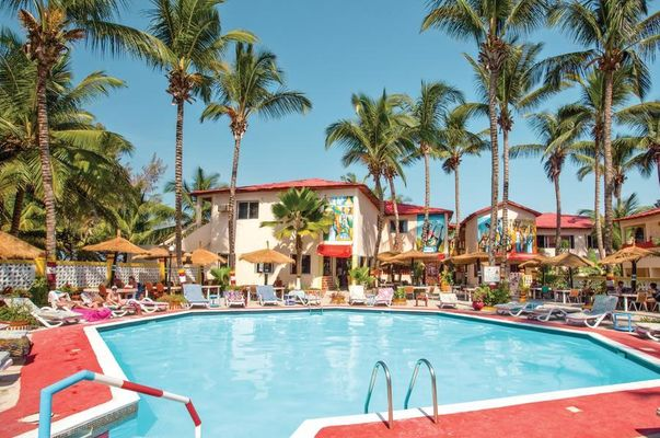 Palm beach resort Gambia