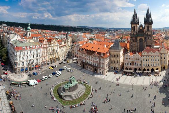 Walkable Cities in Europe