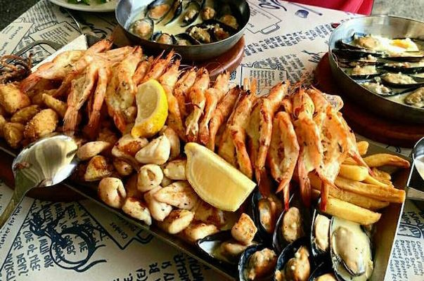 Durban seafood
