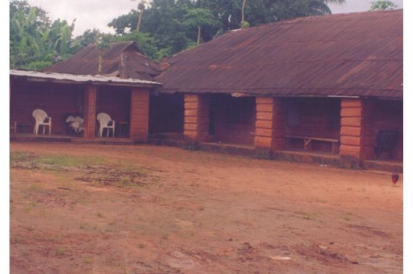 chief ogiamen house