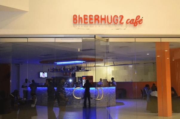 Bheerhugz cafe Lagos