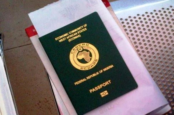 Nigerian Passport
