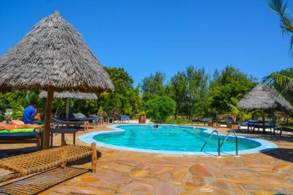 Zanzibar resort