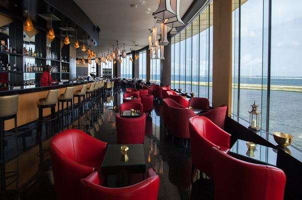 Sky Restaurant Eko hotels and Suites