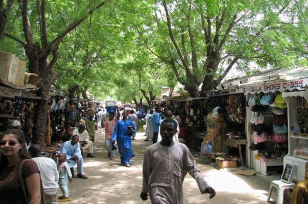 Kurmi market kano