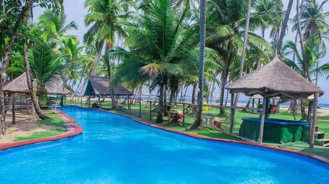 La campagne Tropicana Beach resort Ibeju Lekki