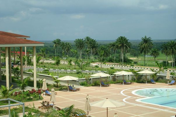 Le Méridien Ibom Hotel & Golf Resort