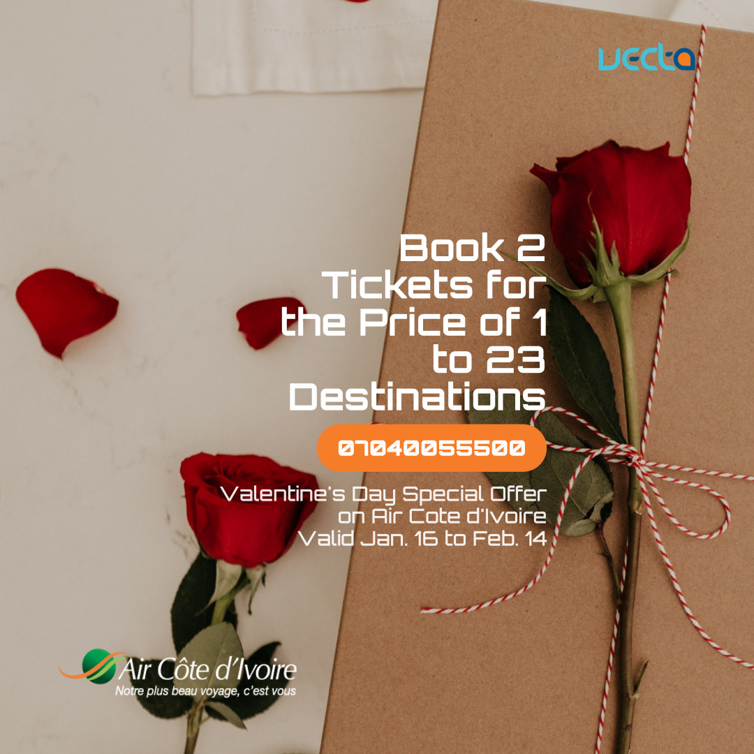 Vecta Travels - Valentine's Day Special Offer