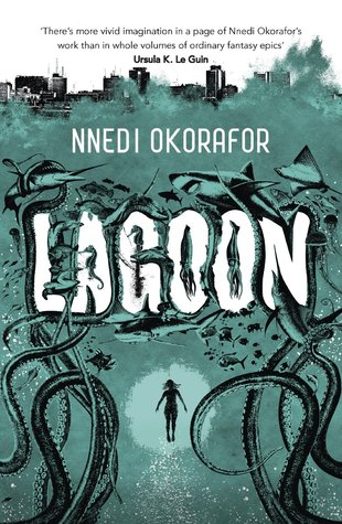 Lagoon - A good science fiction book to read about Lagos