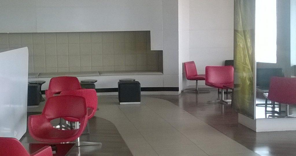 Lagos Murtala Muhammed Airport Lounge - ASL Premium Lounge