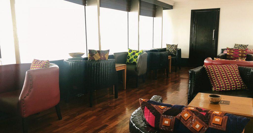 Lagos Murtala Muhammed Airport Lounge - SDS