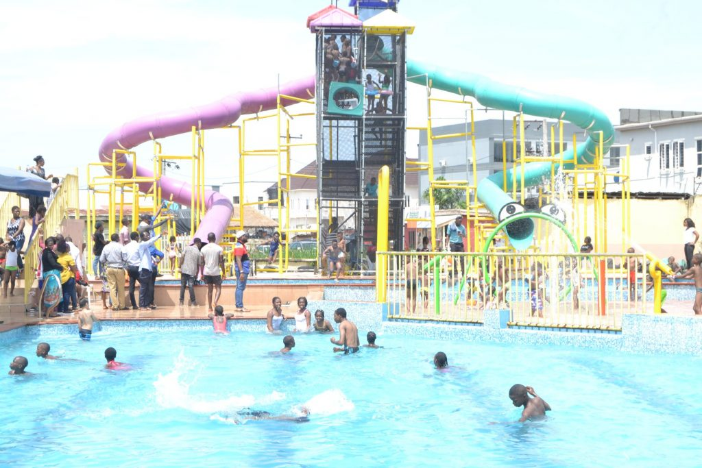 Dream World Africana - Water Park in Lagos