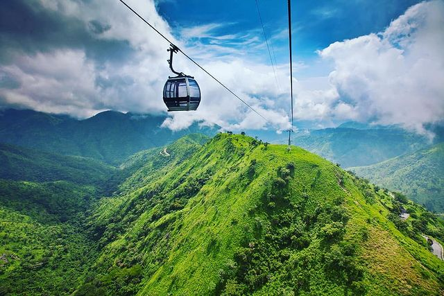 Cable Car, Obudu Mountain Resort