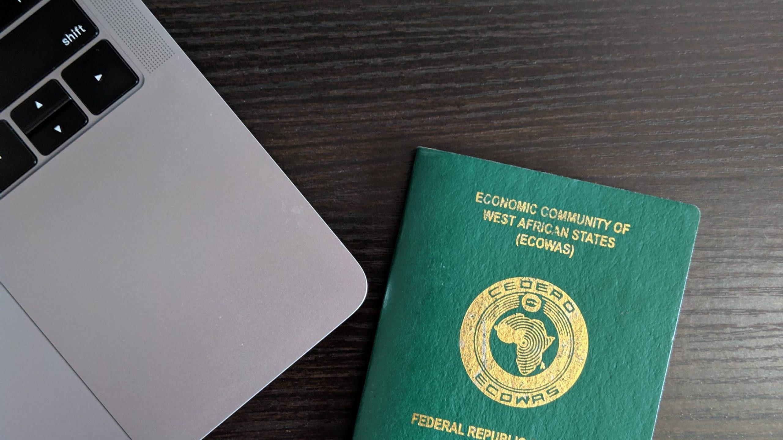 F9A Visa in Nigeria - Returning Without a Nigerian passport